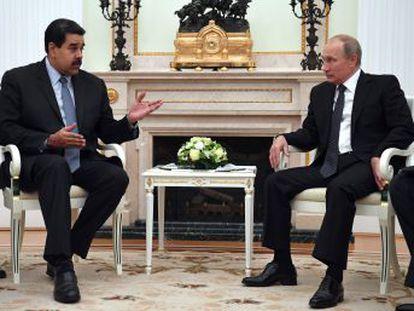 El Gobierno ruso y empresas estatales han gastado millones en convertir a Caracas en un aliado estratégico. Si el régimen chavista cae, Moscú tiene mucho que perder