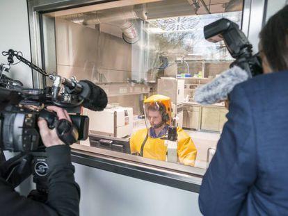 La Universidad de Marburgo (Alemania) trabaja en desarrollar una vacuna frente al coronavirus.