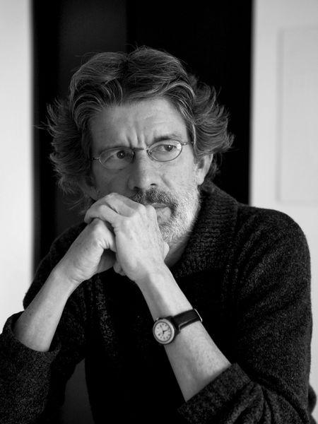 El escritor colombiano Tomás González, en 2012 en una imagen promocional.