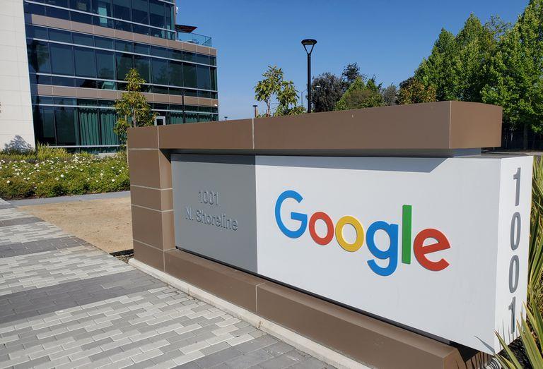 Oficina de Google en Mountain View, San Francisco
