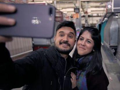 Refugiados e inmigrantes instalados en España, Reino Unido, Francia y Alemania reflexionan sobre sus países de acogida y sus nuevos vecinos. Un vídeo de la serie The New Arrivals realizado por 'The Guardian', 'Der Spiegel', 'Le Monde' y EL PAÍS
