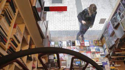 Librería Lagun, de San Sebastián.