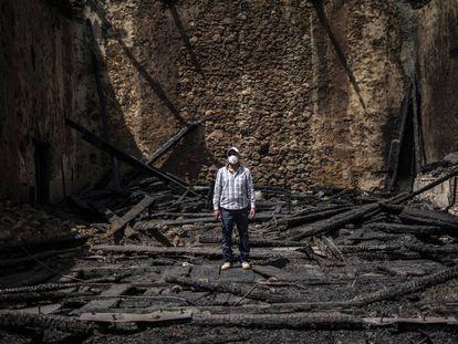 La fragilidad del arte purépecha en las iglesias de Michoacán