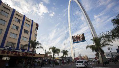 Arco de la calle Revolución