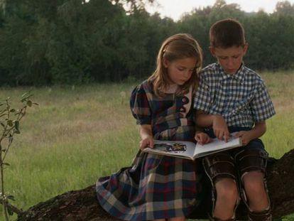 Forrest y Jenny.