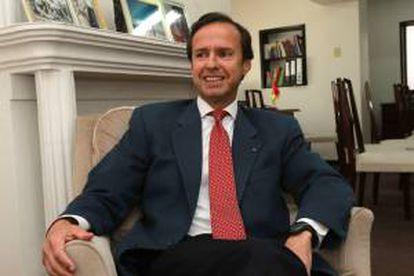 Fotografía del expresidente boliviano Jorge Quiroga (2001-2002). EFE/Archivo