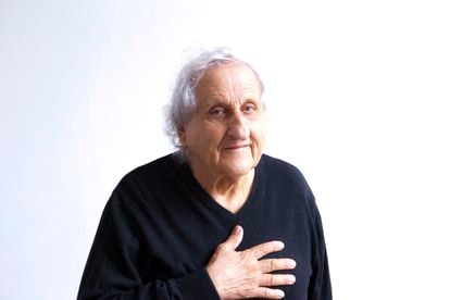 Abraham B. Yehoshua, in a 2019 image.