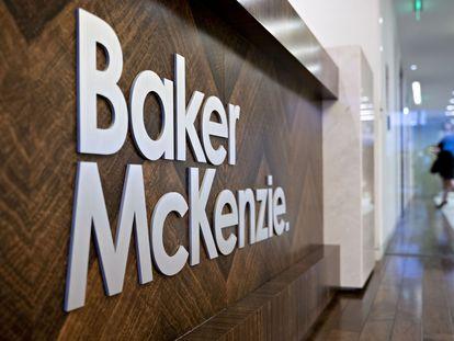 Las oficinas de Baker McKenzie en Washington.