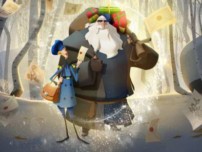 Klaus , del español Sergio Pablos, obtiene el galardón al mejor filme de animación