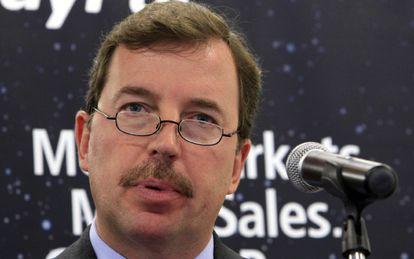 Scott Thompson, en una imagen de 2010.