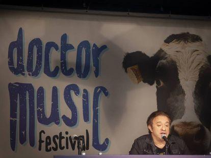 Neo Sala, director de Doctor Music Festival.