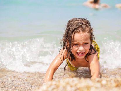 Cómo afrontar los miedos del verano de los niños