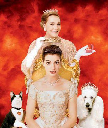 'Princesa por sorpresa 2'.
