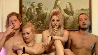 Una imagen de la película 'Danemark'.