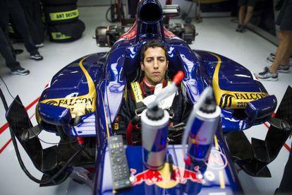 Ricciardo será el nuevo compañero de Vettel.