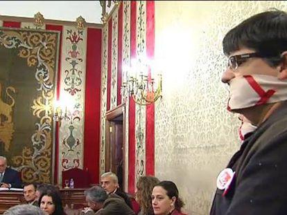 Un procesado sustituye de forma provisional a Castedo en la alcaldía