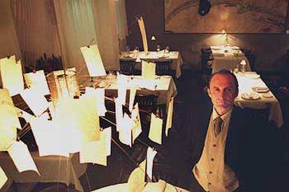 Ricardo Galea, propietario del restaurante Askua, en Valencia.
