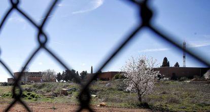 La antigua base militar estadounidense en Los Santos de la Humosa.