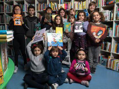 Lectores de entre 3 y 13 años presentan sus volúmenes favoritos y explican las razones