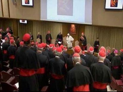 Reflexión en el Vaticano sobre los abusos de curas pederastas