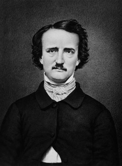 Edgar Allan Poe (Boston, 1809-Baltimore, 1849).