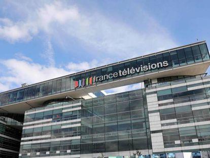 La sede de France Télévisions.