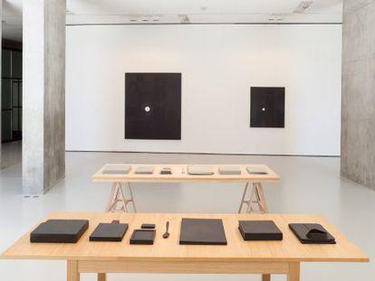 Exposición de Martín Godoy en el Centro de Arte Caja de Burgos.