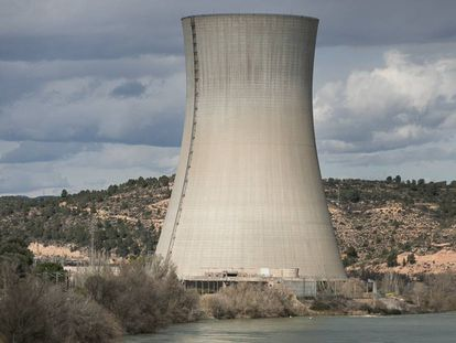 Central nuclear de Ascó, en Tarragona.