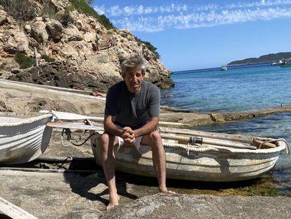 El pescador Toni Quintals. J.C. CAPEL