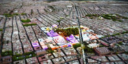 Proyecto del 'hub' digital de Guadalajara.