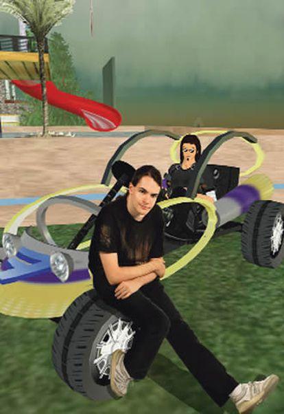 Ya es posible inventarte una nueva vida en Internet con Second Life.