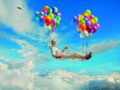 La fantasía es esencial para el desarrollo personal y profesional. Una defensa de la vida en las nubes