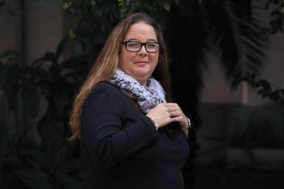 María Dolores Ortega, 33 años después de recibir su corazón nuevo.