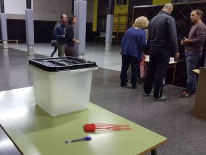 Este domingo, 1 de octubre, los catalanes han sido llamados a votar en una consulta ilegal
