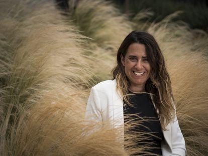 La portavoz del Govern de la Generalitat, Patrícia Plaja.