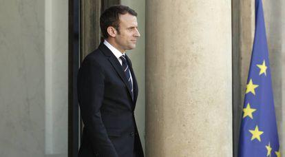 Emmanuel Macron, el nuevo presidente francés, ya tiene gobierno
