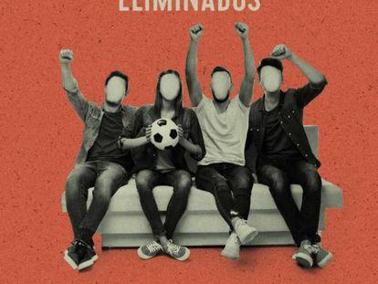 Portada de 'Eliminados', de Fernando Costilla.