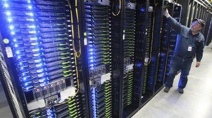 Centro de datos de Facebook en Oregón