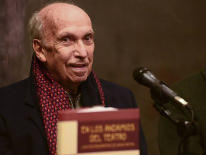 David Antón, en diciembre de 2014.