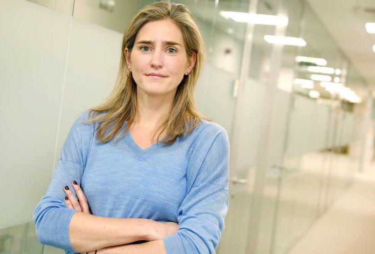 Sara Aagesen, secretaria de Estado de Energía.