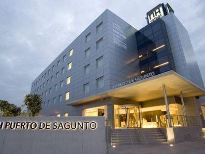 Establecimiento de NH Hoteles en la Comunidad Valenciana