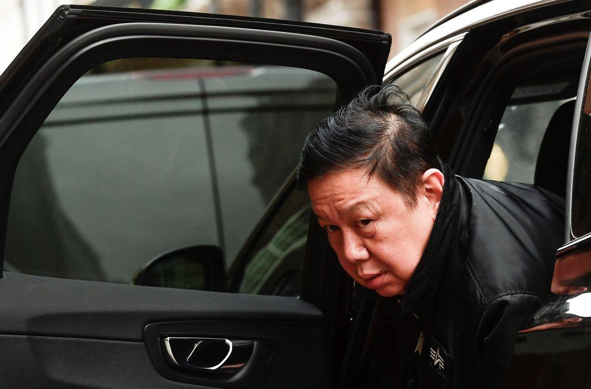 El embajador de Myanmar en Londres pasa la noche en su coche tras serle denegada su entrada a la embajada