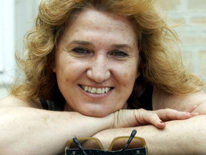 La actriz Ana Wagener.