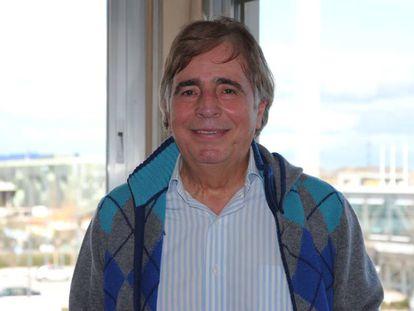 El compositor de música Jesús Glück.