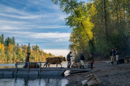 Un fotograma de 'First Cow', de Kelly Reichardt, que se estrena en cines el 21 de mayo.