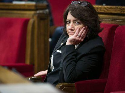 La alcaldesa de Vic, Anna Erra.