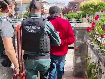 Detención este lunes en Medina de Pomar (Burgos) un décimo miembro de la banda de 'Los Hermanos Koala'.  Se trata del décimo arrestado por estos hechos y el cuarto que ingresa en la cárcel  SOCIEDAD ESPAÑA EUROPA PAÍS VASCO MINISTERIO DEL INTERIOR