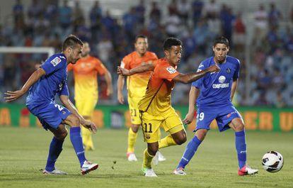 Thiago supera la marca de Xavi Torres y Barrada.