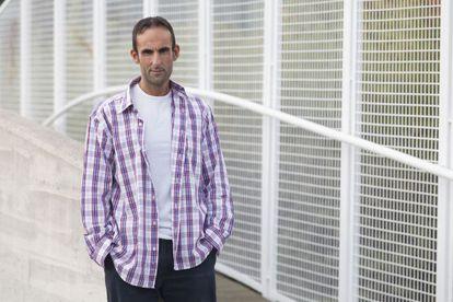 Alberto Garrido, en la actualidad, dos años después de dejar los anabolizantes.