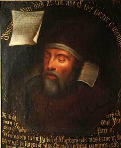 Thomas Parr.
